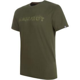 Mammut Trovat T-Shirt Uomo, iguana